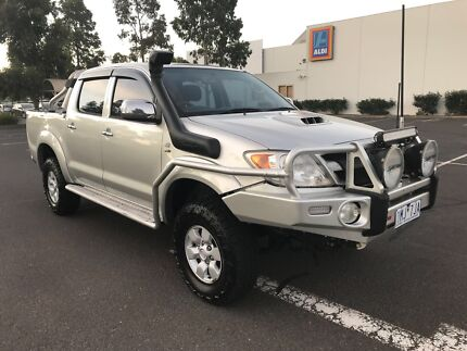 2207 TOYOTA HILUX SR5 TURBO DIESEL Altona North Hobsons Bay Area Preview