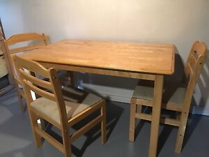 MOVING SALE - Small dining set