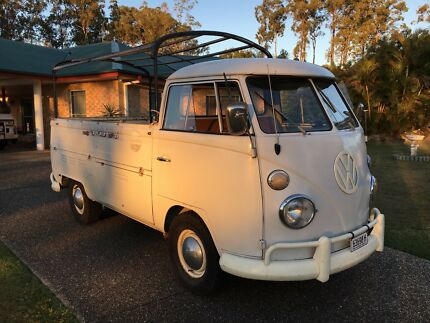 1967 Volkswagen split screen single cab pick up vw Ute Helensvale Gold Coast North Preview