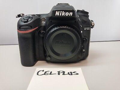 Nikon D D7100 24.1MP Digital SLR Camera - Black (Body Only) DSLR