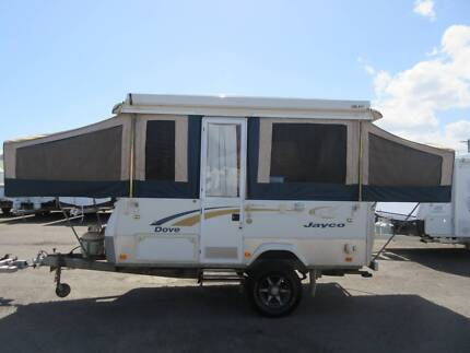 JAYCO DOVE OUTBACK Currajong Townsville City Preview