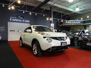 2015 Nissan Juke SL / AWD / NAVIGATION / 360' PARK ASSIST / SUNR