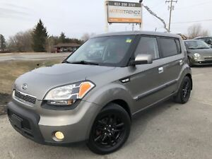 2010 Kia Soul 2.0L 4u Burner Manual with Sunroof, Heated Seat...