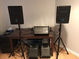 Full high end PA in very good condition