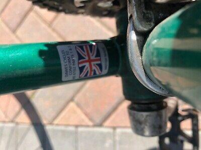 """Dawes Horizon Tour  Cycle Touring Bike 53cm (21"""") Frame Green Metalic 21 Speed"""