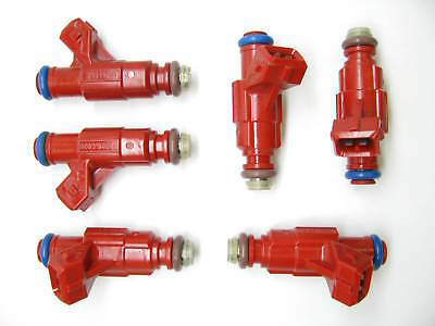 2007-13 Set of SIX OEM BRAND NEW Nissan Infiniti Injectors 16600-JK20A 3.5L