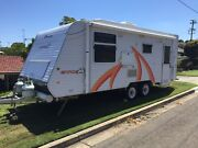 2012 Windsor Entice family caravan Charlestown Lake Macquarie Area Preview