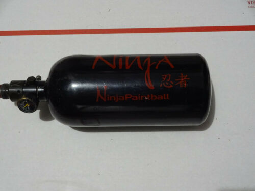 Ninja Aluminum HPA Tank - 48/3000