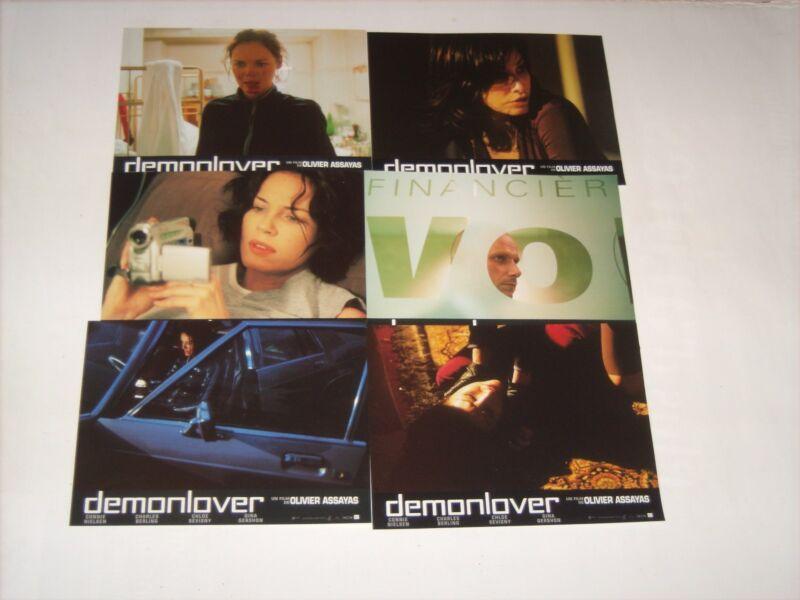 DEMONLOVER- Connie Nielsen