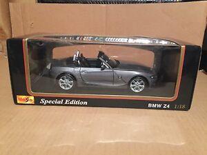 MAISTO SPECIAL EDITION BMW Z4 1:18