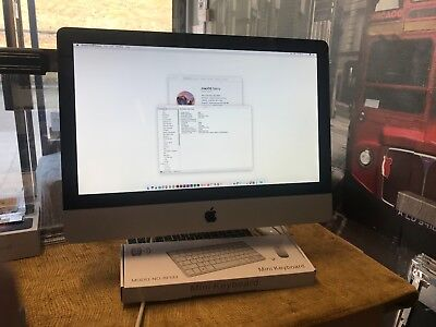 iMac 21.5 3.06GHz 8GB 500GB HDD FinalCut PhotoShop InDesign Illustrator Extra