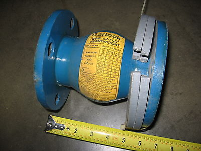 2 X 6 Garlock 206 Ez-flo Flanged Expansion Joint Heavyweight 200 Psi - 250 F.