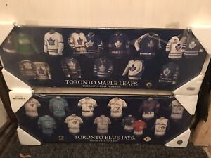 Maple Leafs and Blue Jays Jersey Picture