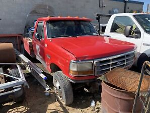 1995 f450 tow truck