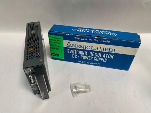 UNUSED Nemic Lambda SR50-12/5G Switching Power Supply (C20)