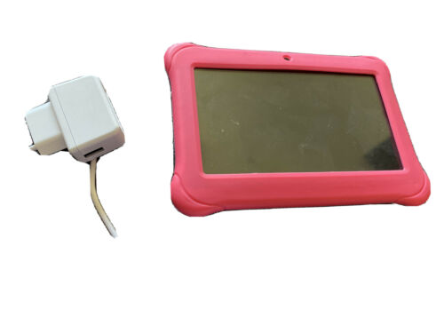 Tablet Alldaymall 7 Zoll in Pink Leichter Fehler