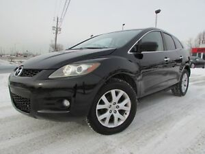 2007 Mazda CX-7 GT 2.3L AWD TOIT OUVRANT CUIR MAGS!!!