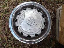 Vauxhall car rims with Holden hub caps Joyner Pine Rivers Area Preview