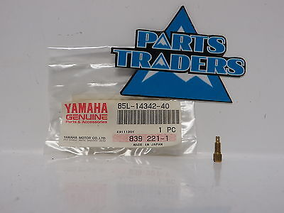 Used, NOS Yamaha Pilot Jet Size 80 CS340 ET410 Enticer II LT CS 340 Ovation LE for sale  Shipping to Canada