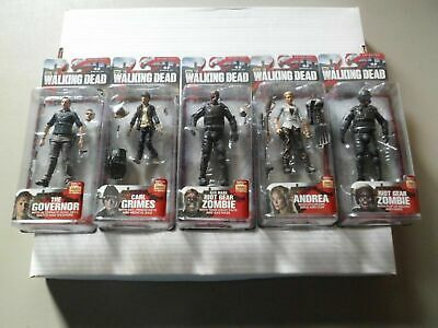 2013 The Walking Dead: TV Series Four COMPLETE SET of 5