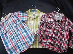 Boy's shirts - size 4 Blackmans Bay Kingborough Area Preview