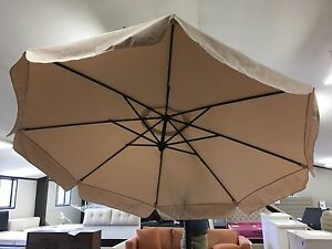 BRAND NEW Blush Outdoor Umbrella Revesby Bankstown Area Preview