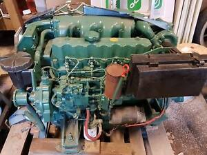 Twin Volvo Penta Diesel engines X 2