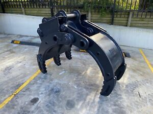 BBB 14 TONNE EXCAVATOR HYDRAULIC GRABS TWIN CYLINDER Smeaton Grange Camden Area Preview