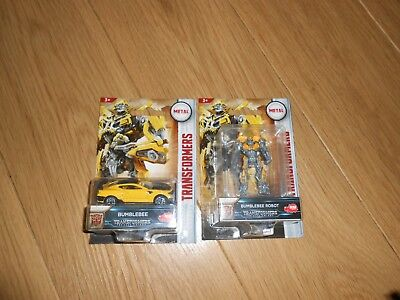 Spielzeugautos Dickie 203114004 Transformers Light and Sound Mini Con Deployer Sideswipe Toy