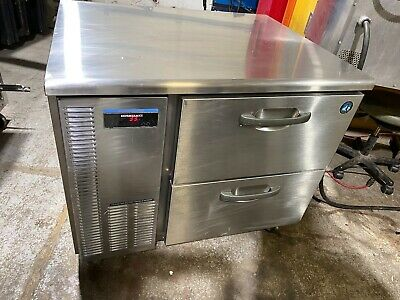 Hoshizaki Hur40a 8.5 Cu. Ft. Commercial Refrigerator Used Very Nice