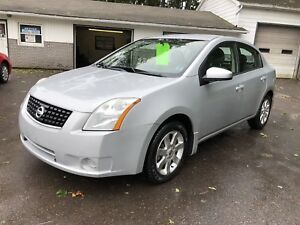2008 Nissan Sentra Only 122,000KM NEW MVI