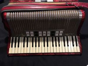 Accordion-full size and in perfect working condition Ultimo Inner Sydney Preview