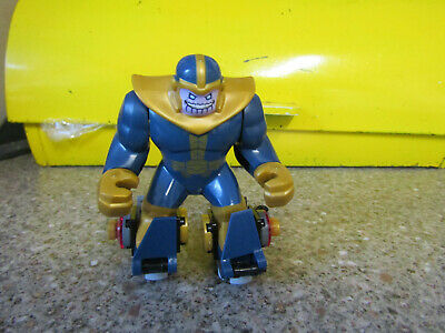 GENUINE LEGO AVENGERS THANOS LARGE MINIFIGURE COMPLETE FROM SET 76049