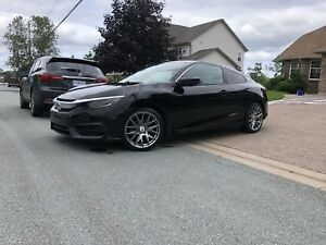 2016 Honda Civic Lx Coupe 6sp