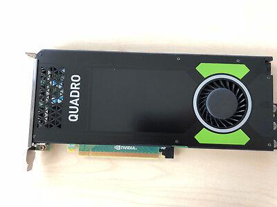 Nvidia Quadro M4000, 8GB GDDR5, 4x DisplayPort, PNY VCQM4000-PB NEU