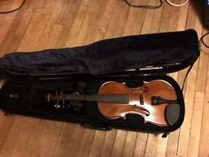 3/4 size Violin Outfit