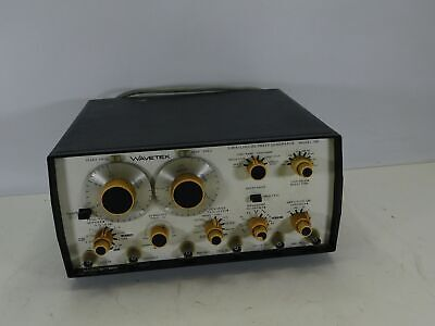 Wavetek Model 185 5mhz Linlog Sweepfunction Generator
