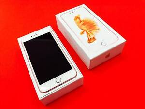 As New iPhone 6s Plus (Warranty and Receipt)