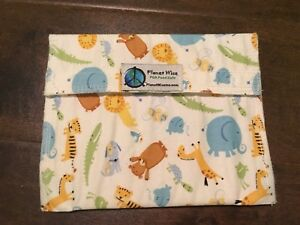 ~Planet Wise Reusable Snack Pouch - $5~