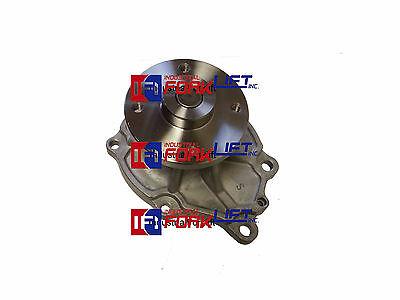 Nissan Forklift H15h20-iih25-ii Water Pump W Gasket Newpart Ni21010-50k26