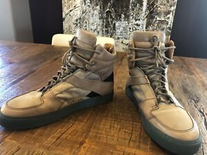 Vintage John Fluevog high top sneakers