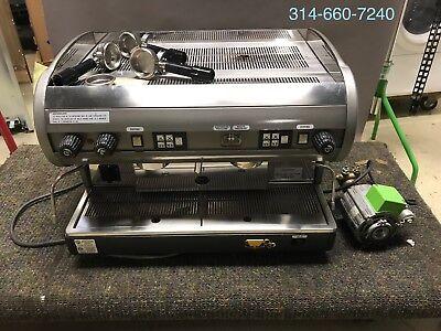 Rio 2 Group Espresso Machine