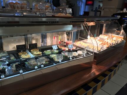 Cafe and Takeaway in busy location Brisbane City Brisbane North West Preview