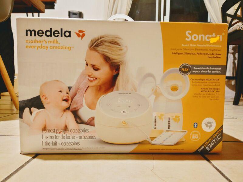 Medela Sonata Double Electric Breast Pump 101037319