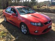 Ford fg xr6 2008 . LPG only . 4 months rego Young Young Area Preview