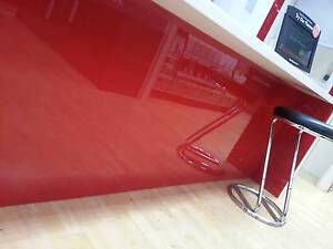 DIY Acrylic Splashbacks 600mm x 3000mm x 6mm .North Geelong Geelong Geelong City Preview