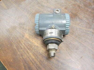 Foxboro Pressure Transmitter 1gp10-d20e1f-a Supply 12.5-42vdc 3000psi Used