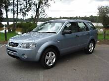 2007 Ford Territory Wagon 7 Seater Lansvale Liverpool Area Preview