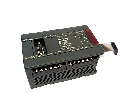 Ge Fanuc Ic200udr005-bc Versamax Micro Controller 16 Dc Inputs 11 Relay Outputs