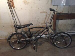 Bike siège banane